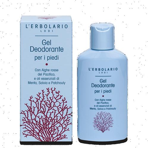 Deodorant Gel for Feet