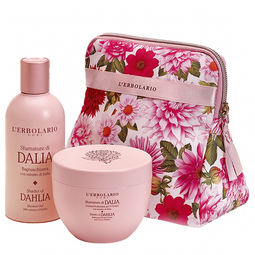 Shades of Dahlia Beauty Set - Petal