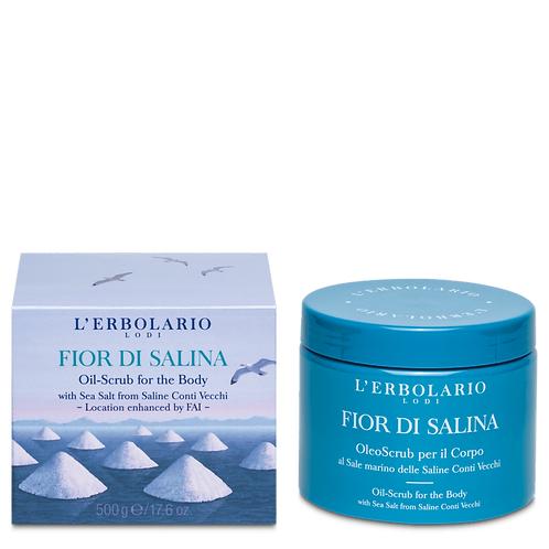 Fior Di Salina Oil-Scrub for the Body