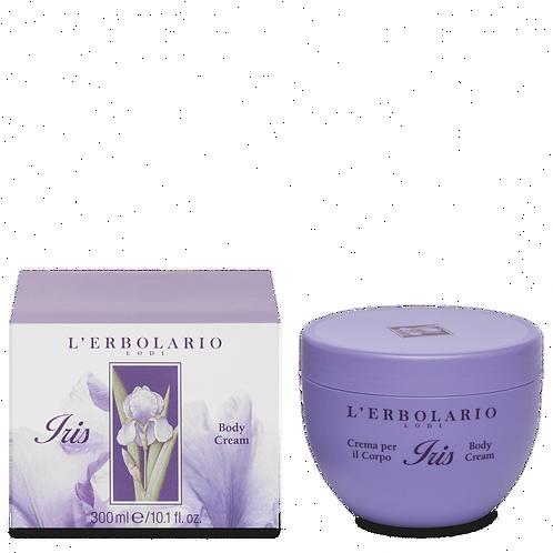 Iris Body Cream