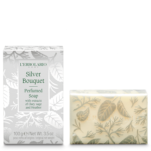 Silver Bouquet Perfumed Soap