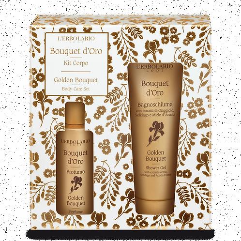 Golden Bouquet Body Care Set