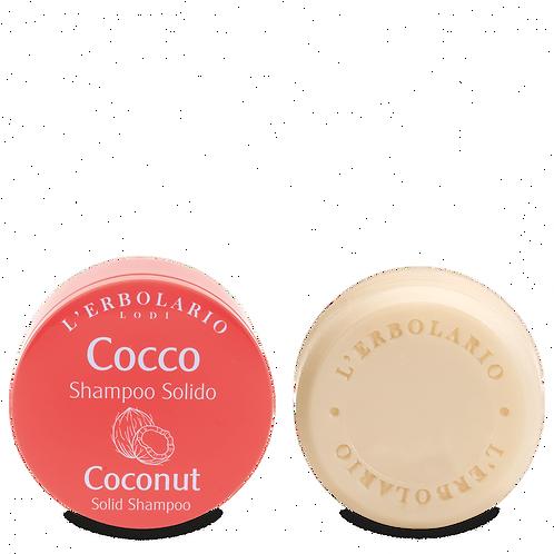 Coconut Solid Shampoo