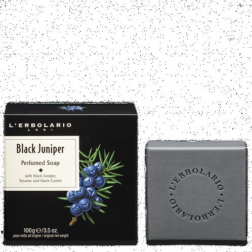 Black Juniper Perfumed Soap