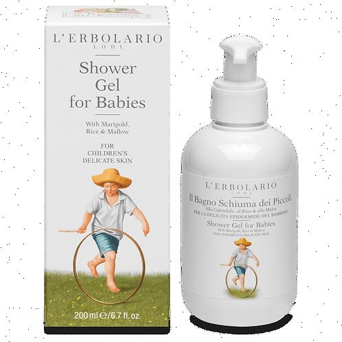 Shower Gel for Babies