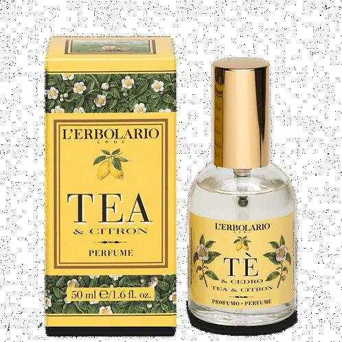Tea and Citron Perfume