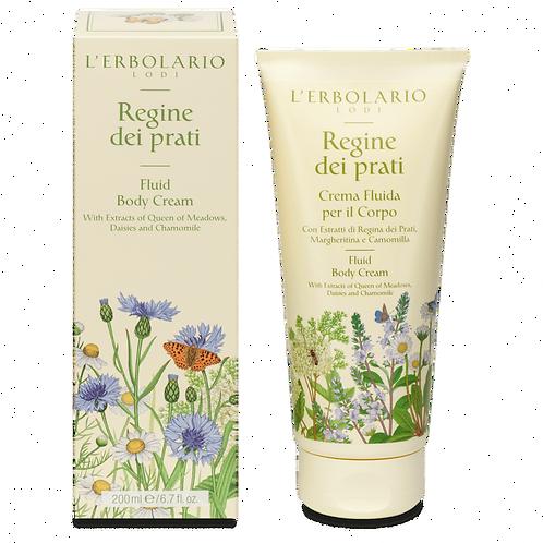 Regine Dei Prati Fluid Body Cream