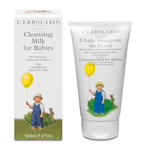 Cleansing Milk for Babies