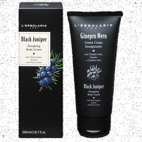 Black Juniper Energising Body Cream