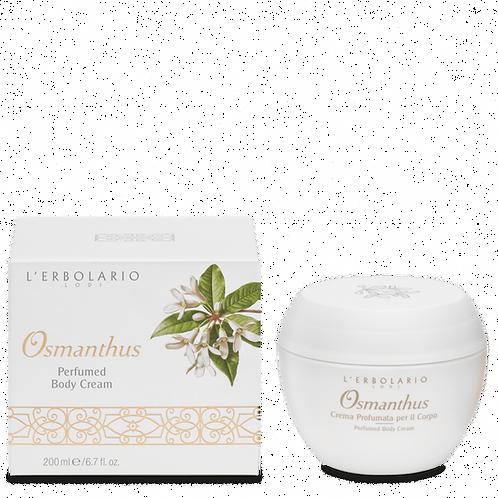 Osmanthus Perfumed Body Cream