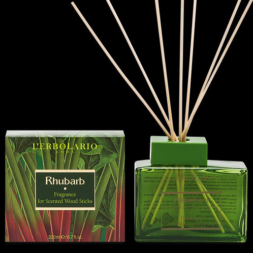 Rhubarb Fragrance for Scented Wood Sticks