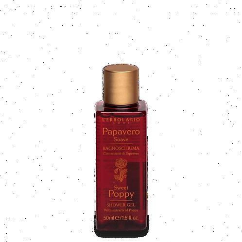 Sweet Poppy Shower Gel (50 ml)