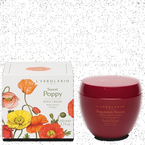 Sweet Poppy Body Cream