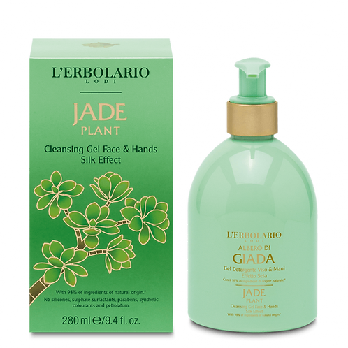 Jade Plant Cleansing Gel Face & Hands
