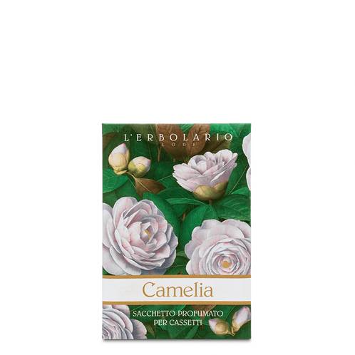Camellia Perfumed Sachet for Drawers