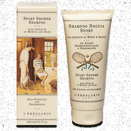 Sport Shower Shampoo