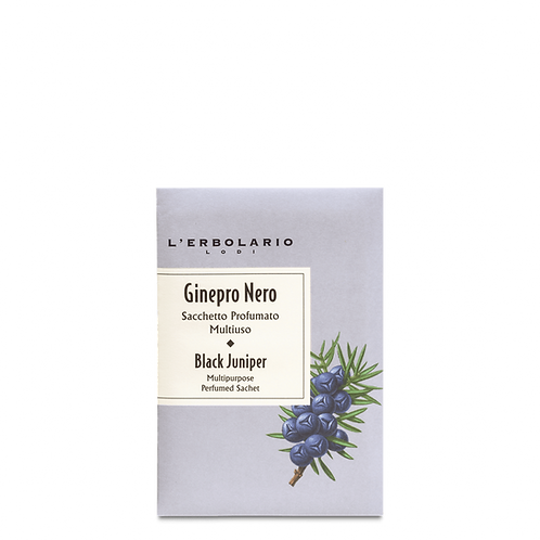 Black Juniper Multipurpose Perfumed Sachet