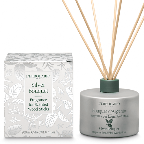 Silver Bouquet Fragrance for Scented Wood Sticks
