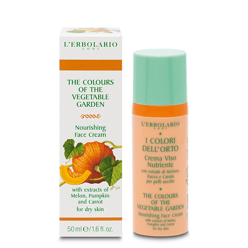 The Colours of the Vegetable Garden Nourishing Face Cream