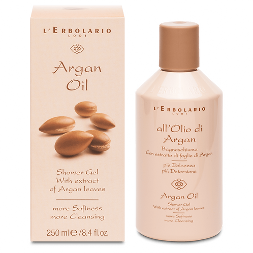 Argan Oil Shower Gel with extract of Argan Leaves