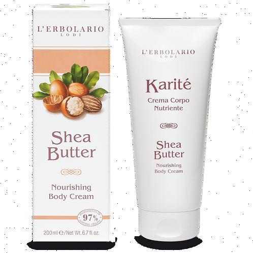 Shea Butter Nourishing Body Cream