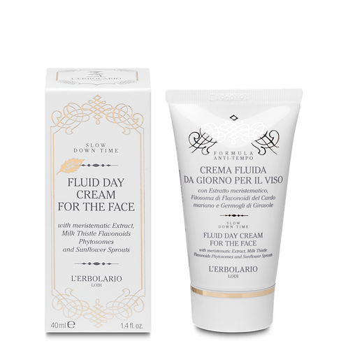 Slow Down Time Fluid Day Cream for the Face