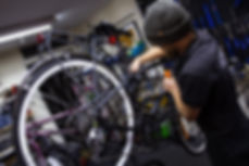 Two Man Bicycle Store