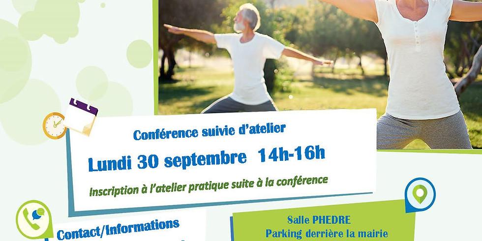 Conférence et ateliers