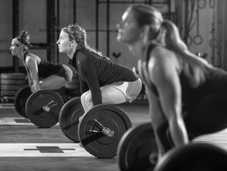 Saturday 20/2/16 WOD CrossFit Widnes