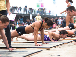 Saturday 16th May 2015 - Workout Of The Day - CrossFit Widnes