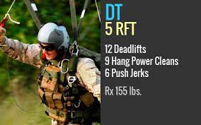 """Wednesday 18th February 2015 - Hero WOD """"DT"""" - CrossFit Widnes"""