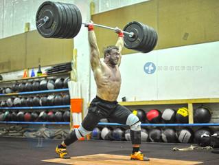 Saturday 26/3/16 WOD CrossFit Widnes