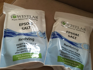 Benefits of Epsom Salts for CrossFit Recovery