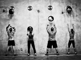 Saturday 21st February 2015 - Workout Of The Day - CrossFit Widnes