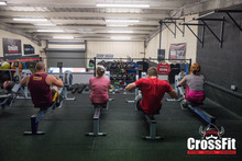 Cardio for CrossFit - Build your engine!