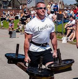 CrossFit Widnes Strongman