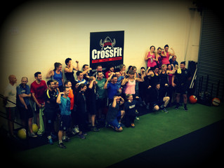 Monday 22nd December 2014 - Workout Of The Day - CrossFit Widnes