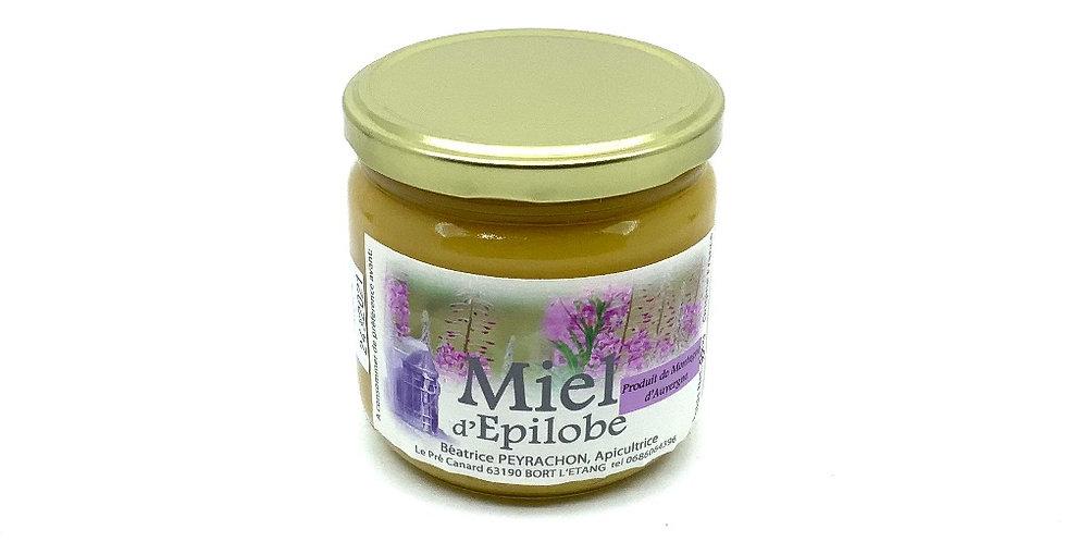 Miel D'Epilobe 500Gr, La Ferme Du Pré Canard
