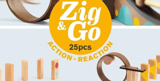 Zig & Go 25pièces, Djeco