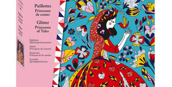 Paillettes, Princesses de contes, Janod