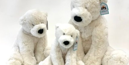Perry, Ours Polaire, Jellycat