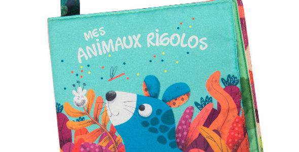 Livre Activités Jungle, Moulin Roty