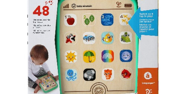 Tablette Tactile, Hape, bois