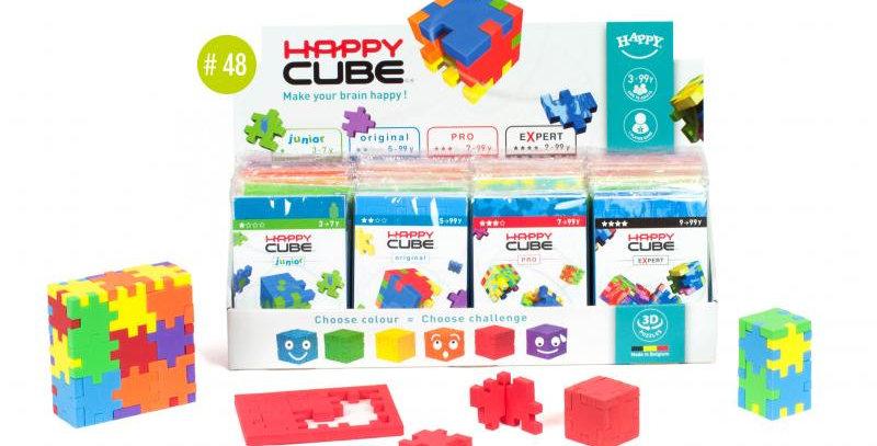 Happy Cube Mix, Smart Games