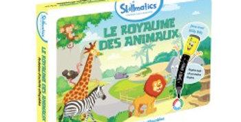 Skillmatics Royaume Des Animaux, Smart Games