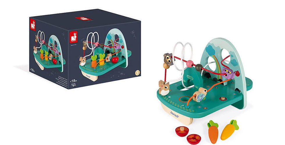 Looping Lapin&Compagnie, Janod
