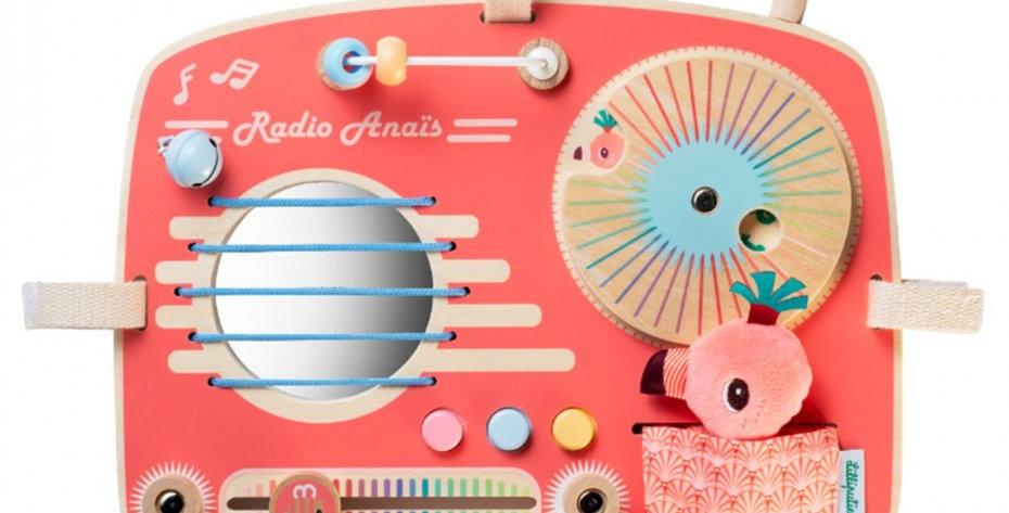 Radio Panneau Activités Anais, Lilliputiens
