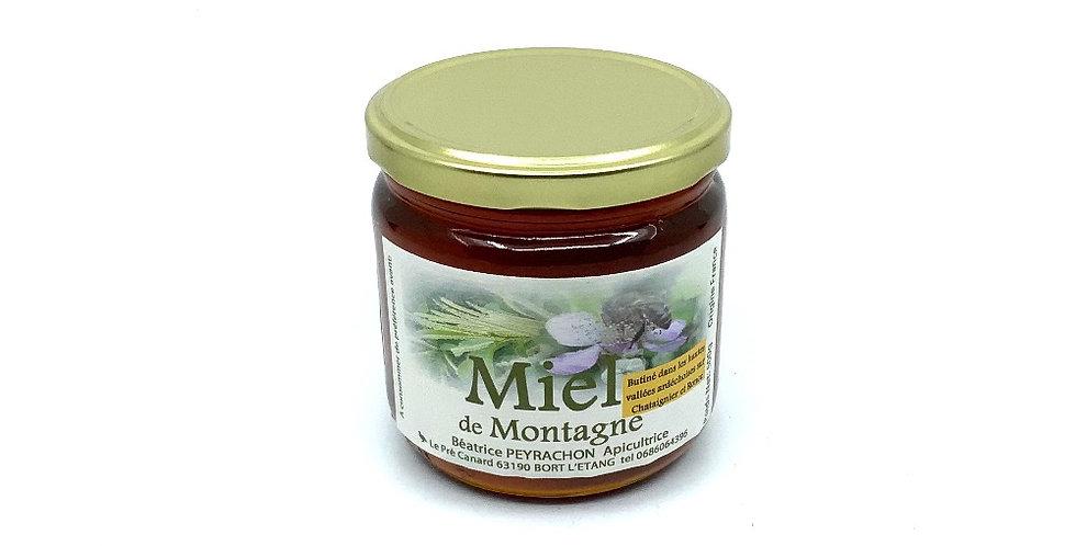 Miel D'Ardèche 500Gr, la Ferme Du Pré Canard