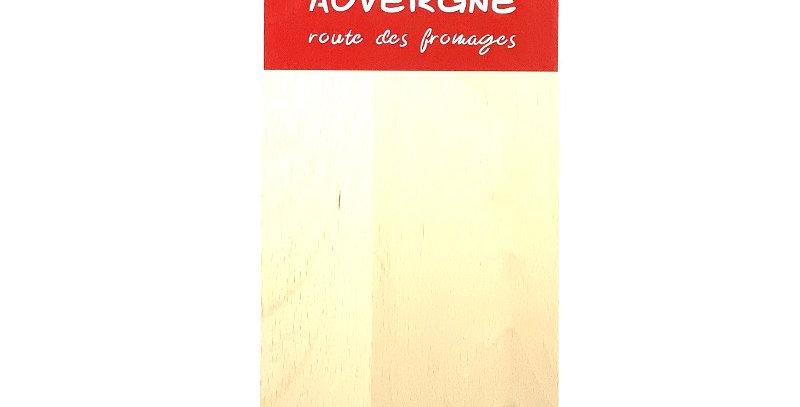 Planche Borne Auvergne Pm, Sophie Janiere