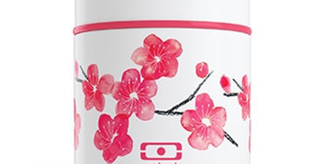 Bento Isotherme Capsule Blossom, Monbento